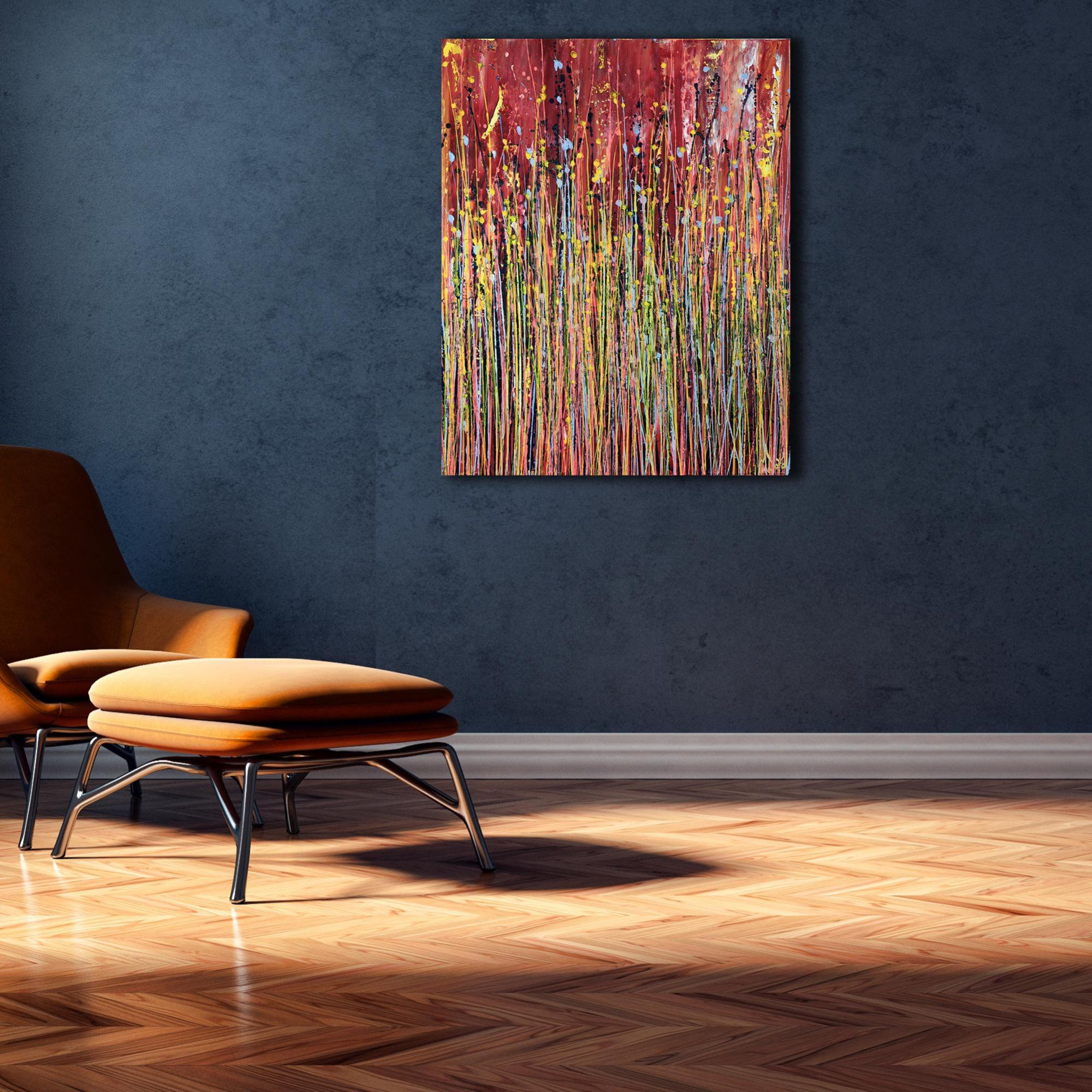 Faces Of Nature 2 (2021) / Room view / Artist: Nestor Toro
