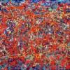 In Constant Motion (City life) (2021) / Horizontal / Artist: Nestor Toro