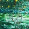 Detail - Crystalline Dawn Panorama (2021) / 20x24 / Artist: Nestor Toro
