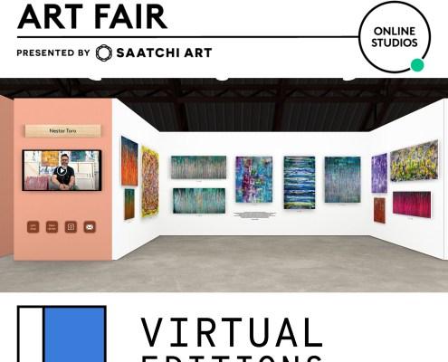 The Other Art Fair - VE - 2021 - Los Angeles