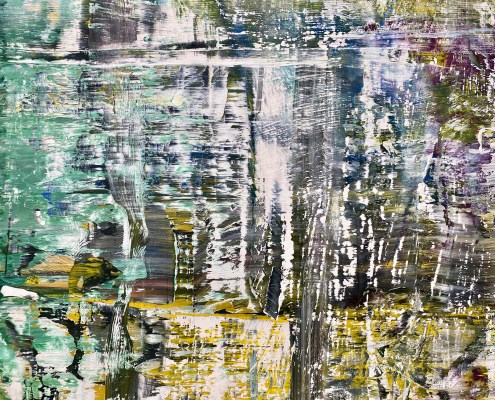Gerhard Richter: Cage Paintings / Gagosian Gallery - Beverly Hills 2020