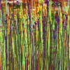 Drizzles Symphony 5 (2021) TRIPTYCH / Canvas 2 / Artist: Nestor Toro