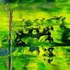 Detail / Spring Glimmer 3 (2021) / Artist: Nestor Toro
