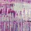 Detail - Purple Panorama (Changing Iridescent Blue) 2 (2021) / Artist: Nestor Toro