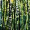 DETAIL / Green Forest (Wild Wind) (2021) by Nestor Toro