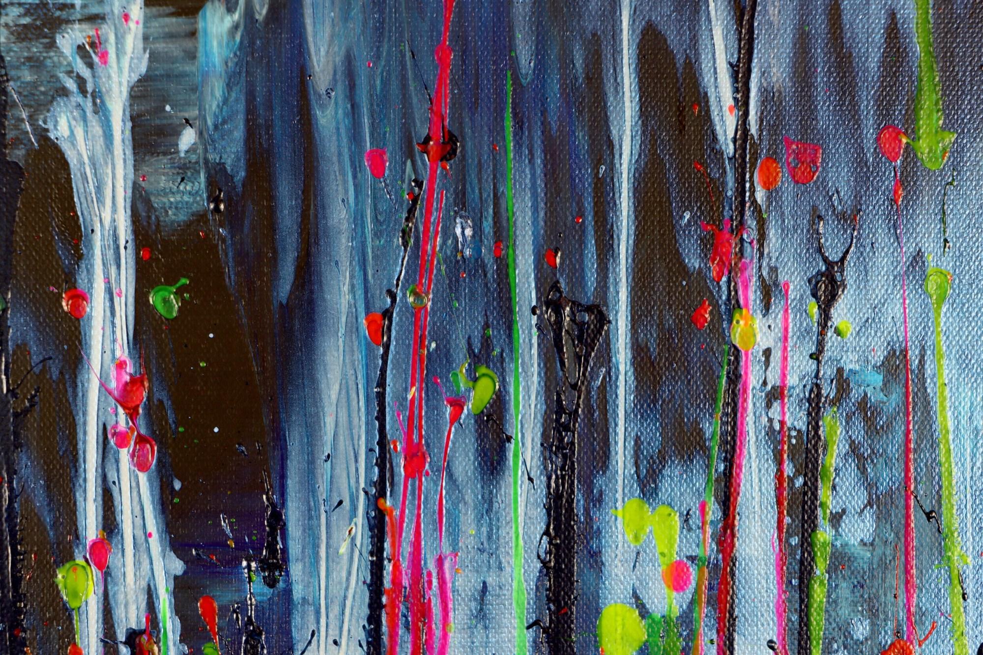 High Frequency Garden 1 (2021) / Artist: Nestor Toro