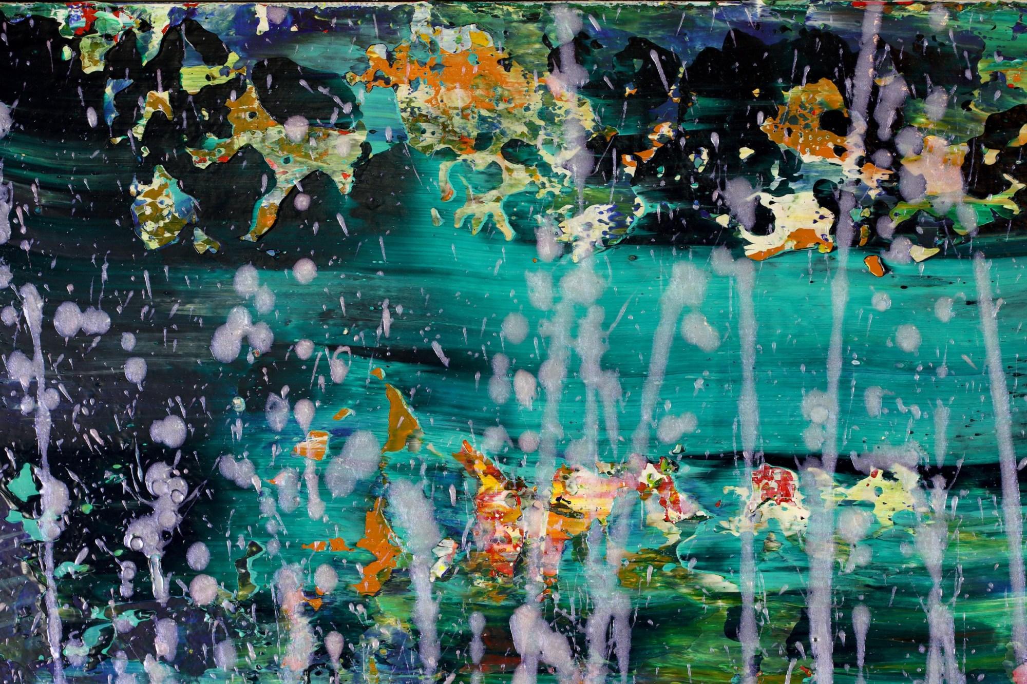 DETAIL / High Frequency Garden 2 (2021) / Artist: Nestor Toro