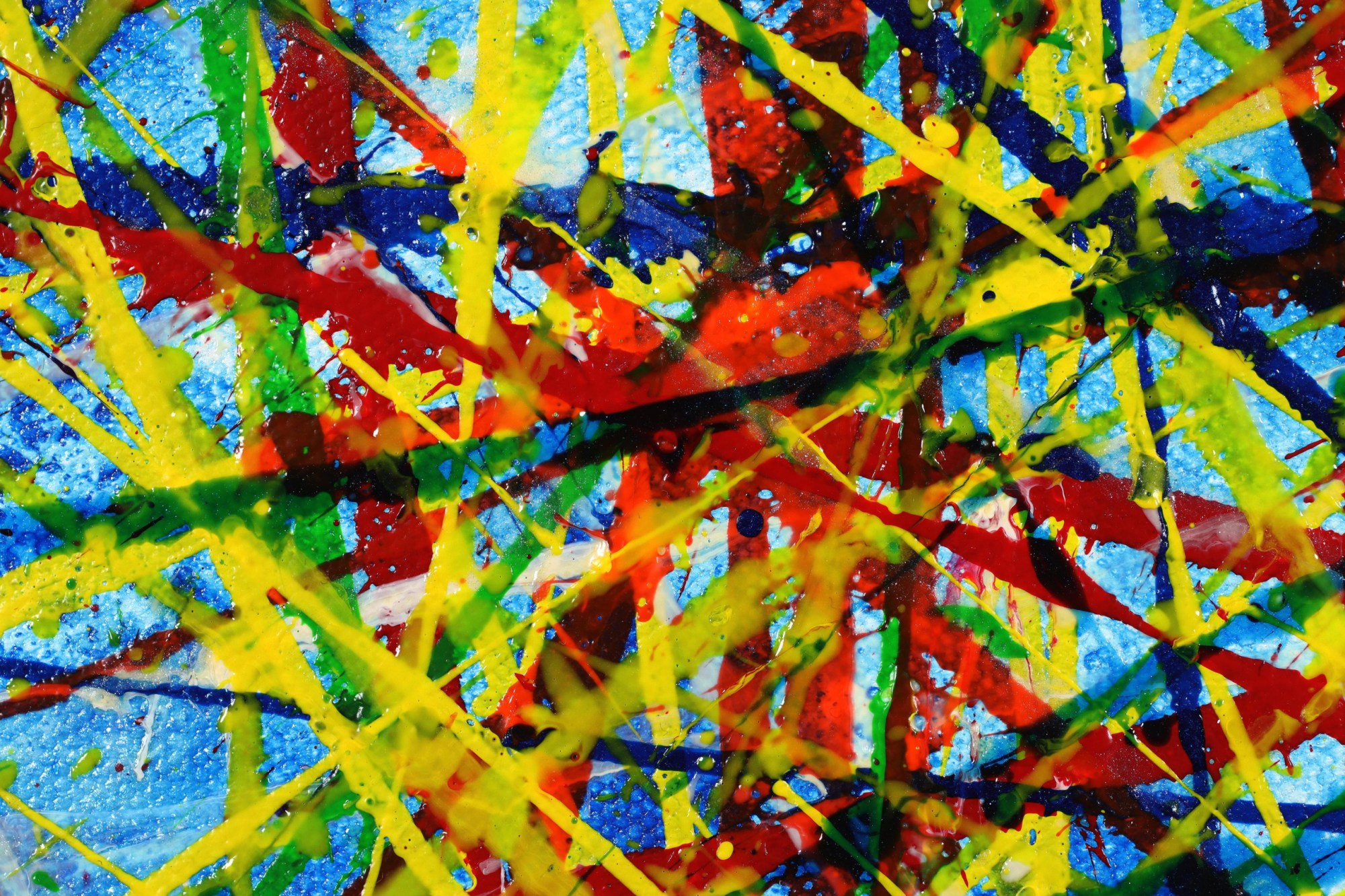 DETAIL / Colorful Display of Affection 1 (2021)