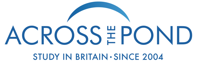 Across the Pond logo