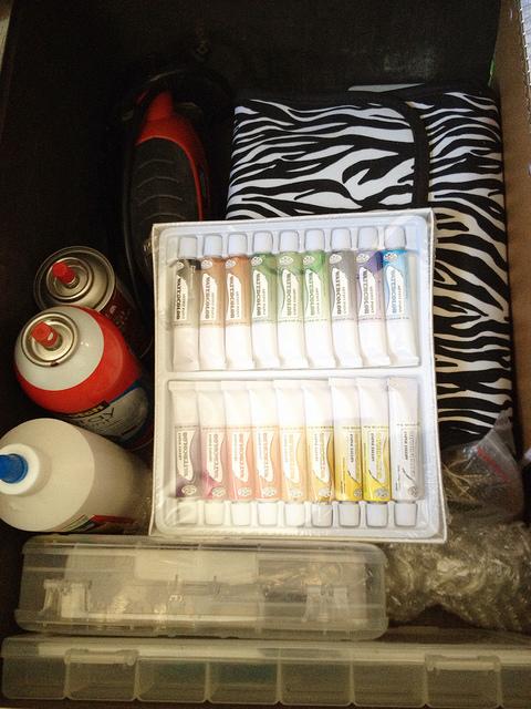 Hoosier cabinet drawers