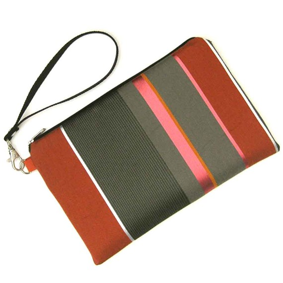 Kindle Fire Case Cover Sleeve Zipper Pouch Detachable Wristlet