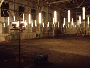 My warehouse dream