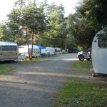 The Shasta Airflyte and our first big vintage camper rally