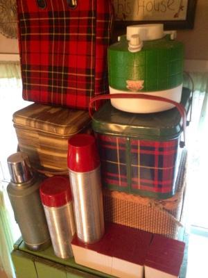 The vintage camper stash, she grows!