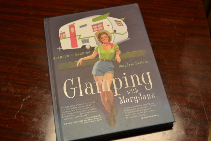 Glamping with MaryJane Butters