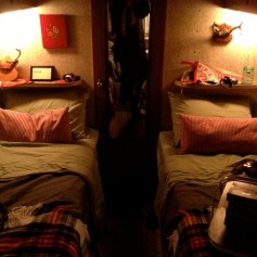 Messy bunks for kids.