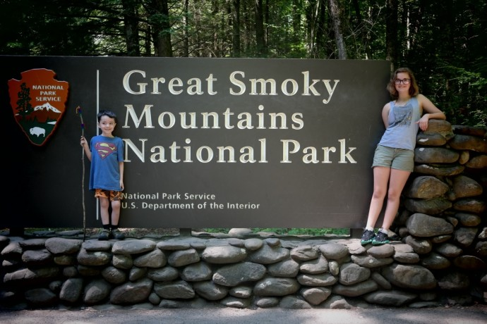 Camping in Great Smoky Mountains National Park