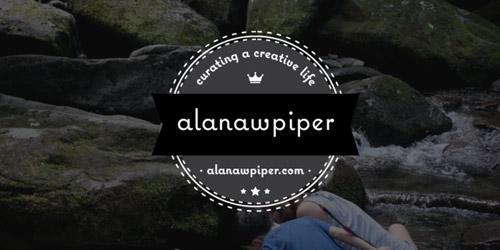 I've moved! Nest Vintage Modern is now AlanaWPiper.com