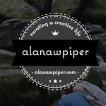 I've moved! Nest Vintage Modern is now AlanaWPiper.com