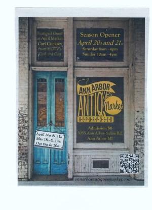 Ann Arbor Antiques Market