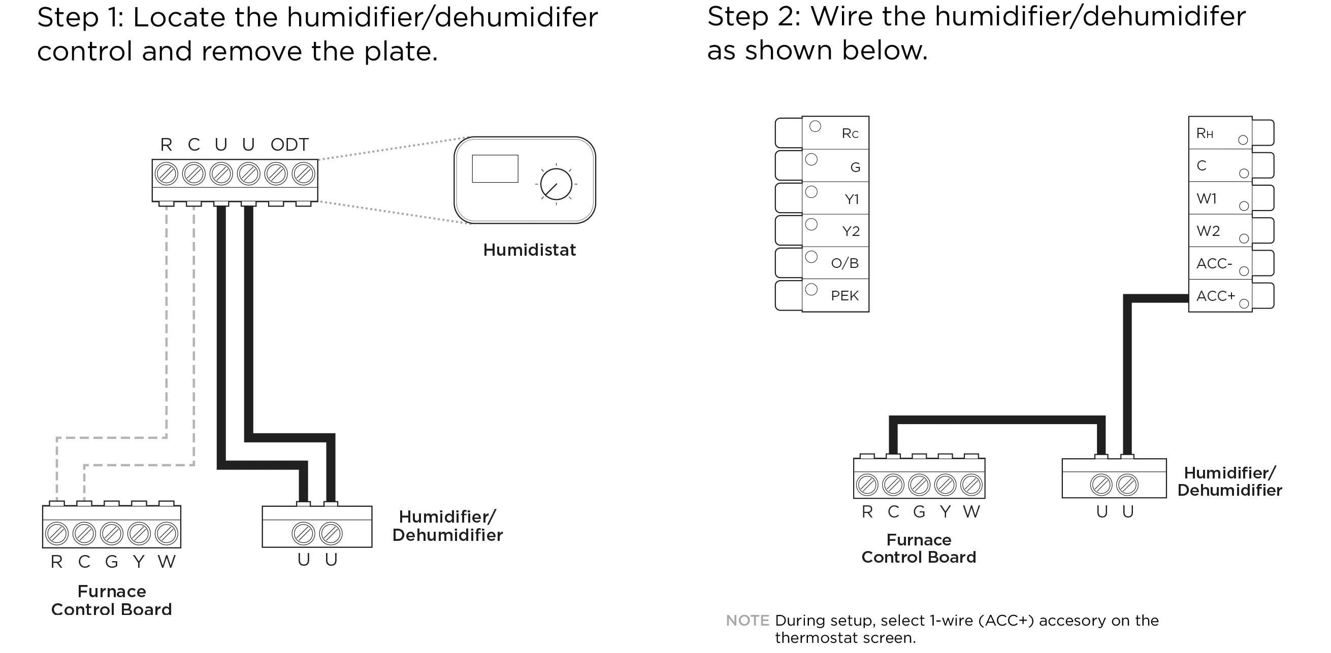 humidity wiring diagram wiring diagram database Humidistat Control Wiring Diagram