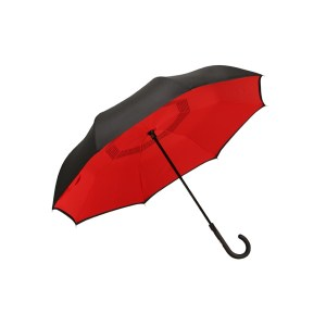 Moteriškas skėtis Doppler Fiber Crazy, išskleistas