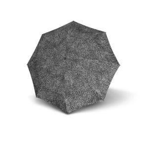 Moteriškas skėtis Knirps X1 NUNO design, su įdėklu, išskleistas