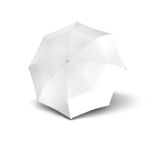 Unisex skėtis Doppler Golf Wedding Automatic Uni White, baltas