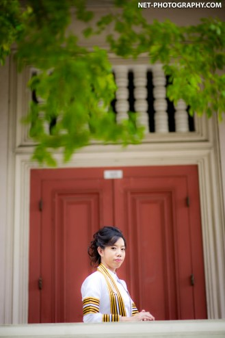 Chulalongkorn University Graduation 2010