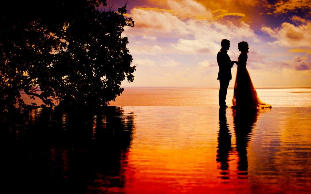 Paresa Resort Phuket Thailand Post-Wedding | ภาพคู่แต่งงานที่ ภารีสารีสอร์ท ภูเก็ต