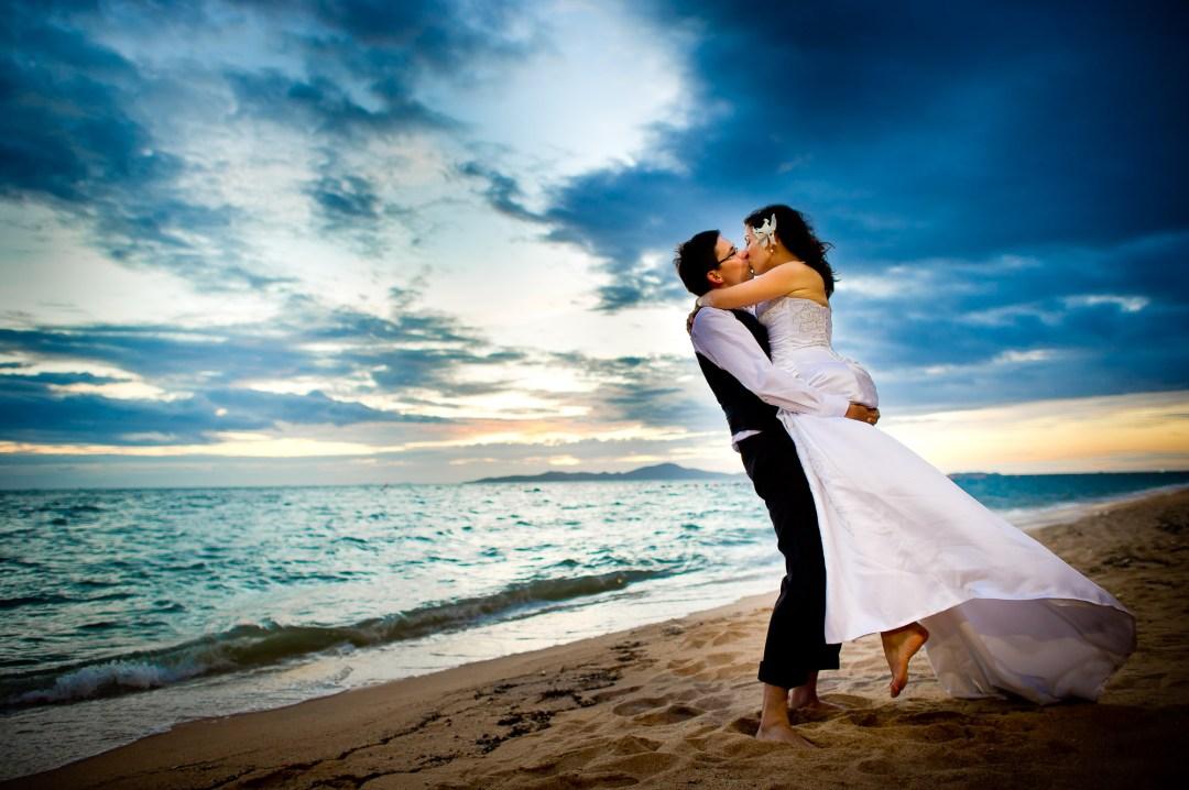 Thailand Wedding Photography | Rabbit Resort Pattaya Wedding