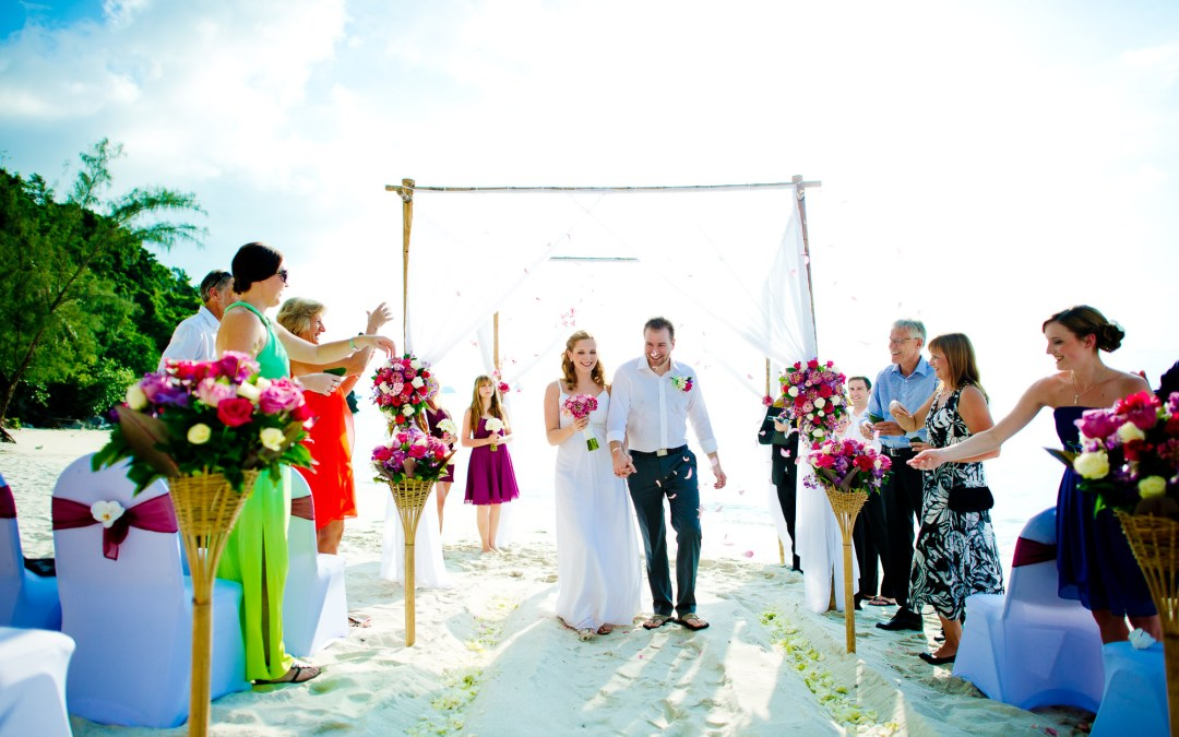 Wedding at Villa Baan Rattana Thep – Koh Samui Thailand