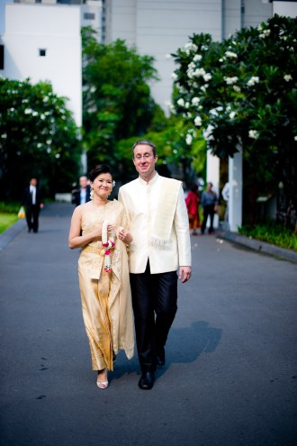 Thailand Wedding Photographer - Wedding - Sukhothai Hotel Bangkok Thailand