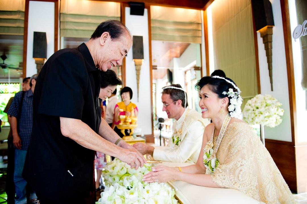 Thailand Wedding Photography | Sukhothai Hotel Wedding