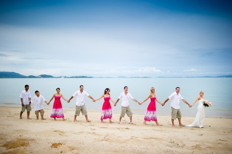 Thailand Wedding Photographer - Wedding - The Village Coconut Island Phuket Thailand