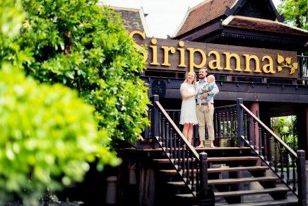 Family Photo Session at Siripanna Villa Resort & Spa