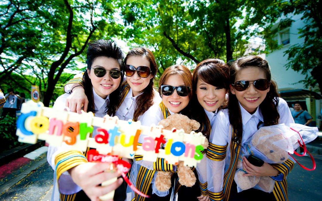 ภาพรับปริญญา จุฬาลงกรณ์มหาวิทยาลัย | Chulalongkorn University
