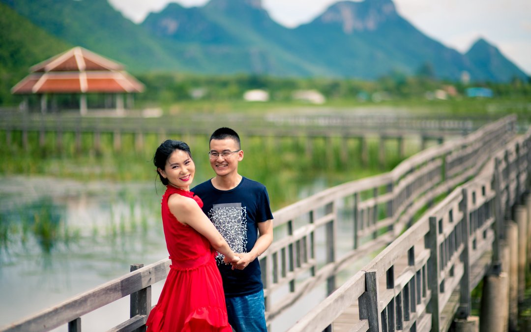 Photo of the Day | Pre-Wedding in Hua Hin at National Park