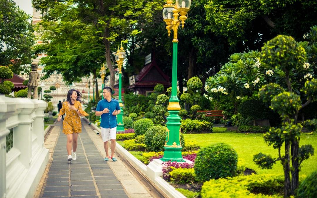 Photo of the Day | Wat Arun Bangkok Thailand Pre-Wedding