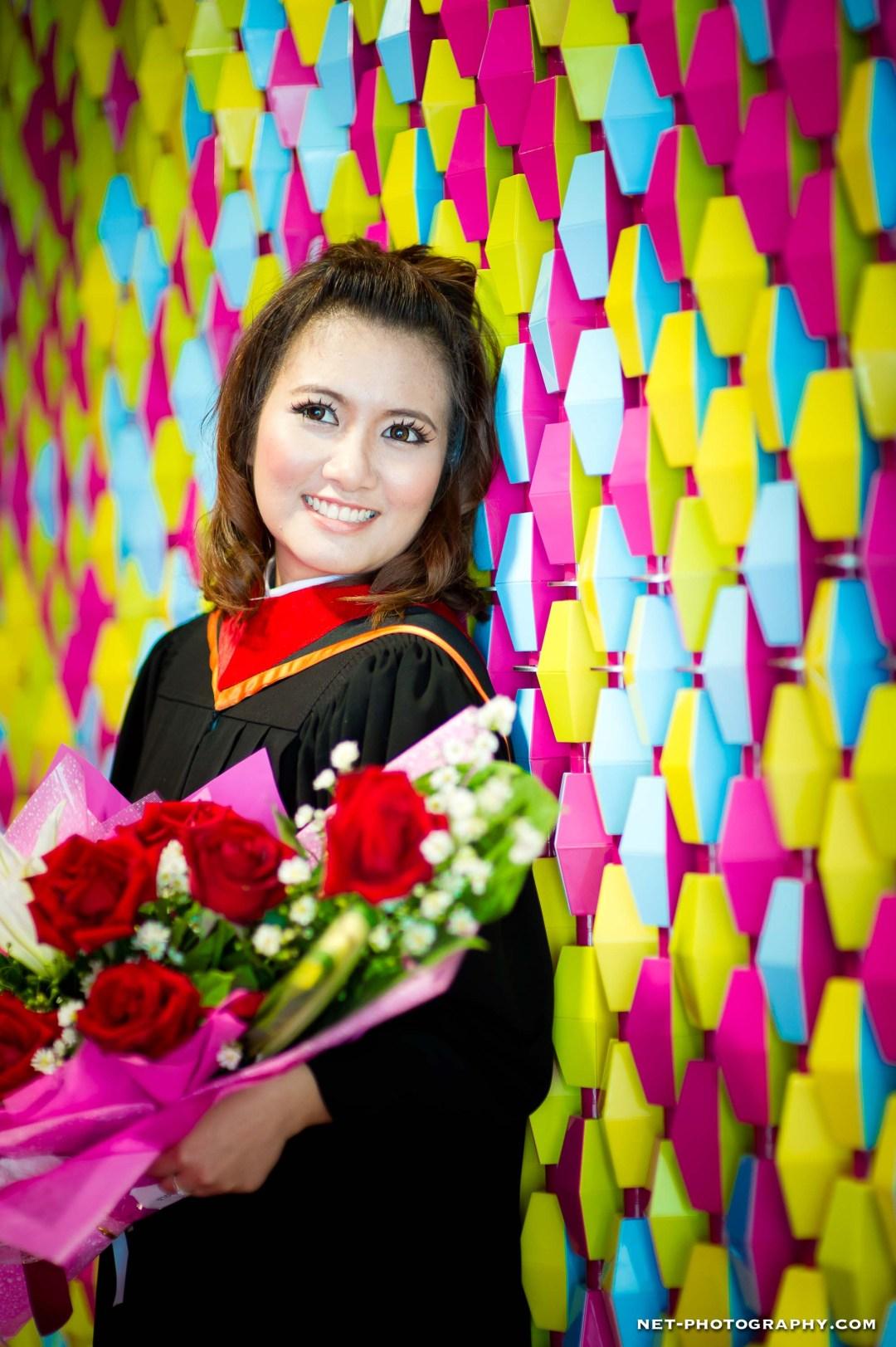 Bangkok University Graduation 2011