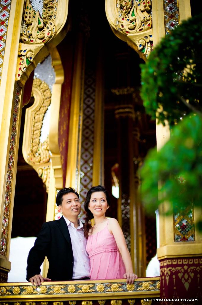 Thailand Assumption University Engagement Session