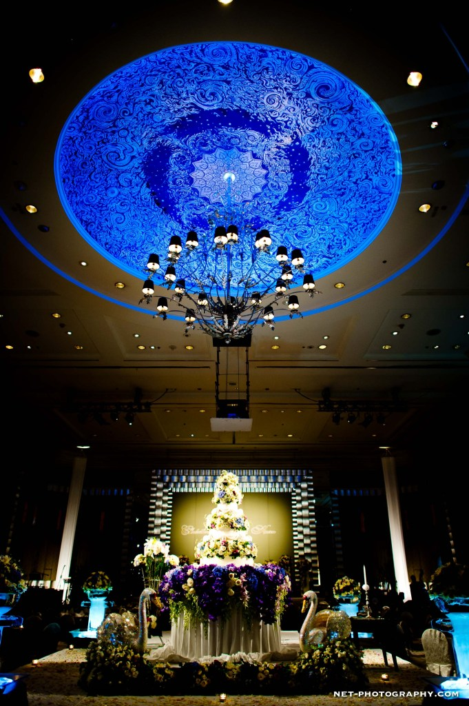 Thailand InterContinental Bangkok Wedding