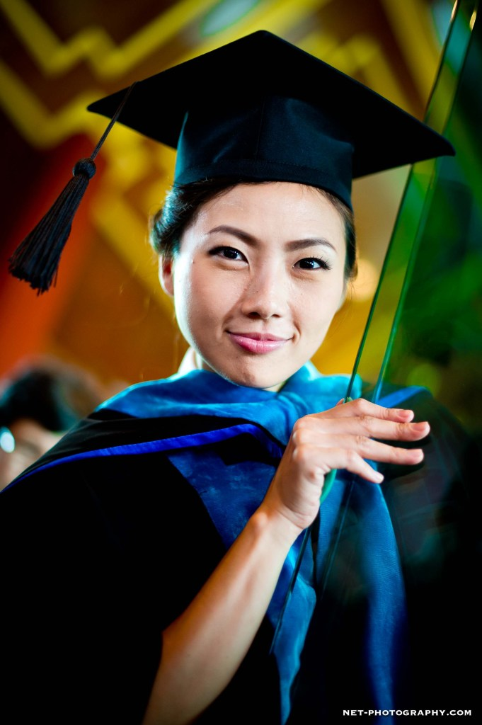 Mahidol University Graduation 2011