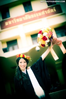 Thammasat University Graduation 2010