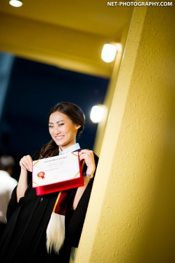 Cat's Commencement Day at Thammasat University in Bangkok, Thailand.