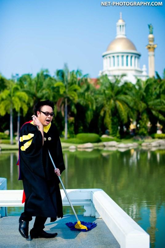 Assumption University Graduation 2012