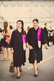 Kwang's commencement rehearsal day at Thammasat University in Bangkok, Thailand. ถ่ายภาพรับปริญญามหาวิทยาลัยธรรมศาสตร์ ท่าพระจันทร์