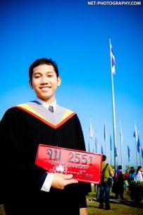 Knong's Commencement Day at Srinakharinwirot University Ongkharak, Nakhon Nayok, Thailand. ถ่ายภาพรับปริญญามหาวิทยาลัยศรีนครินทรวิโรฒ