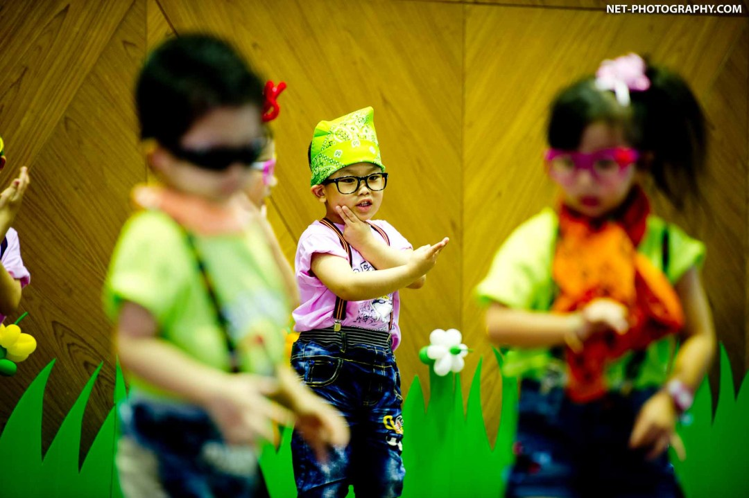 Denla School Bangkok Event Photography