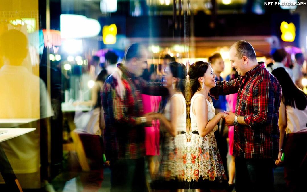 Siam Bangkok Post-Wedding Session | Preview